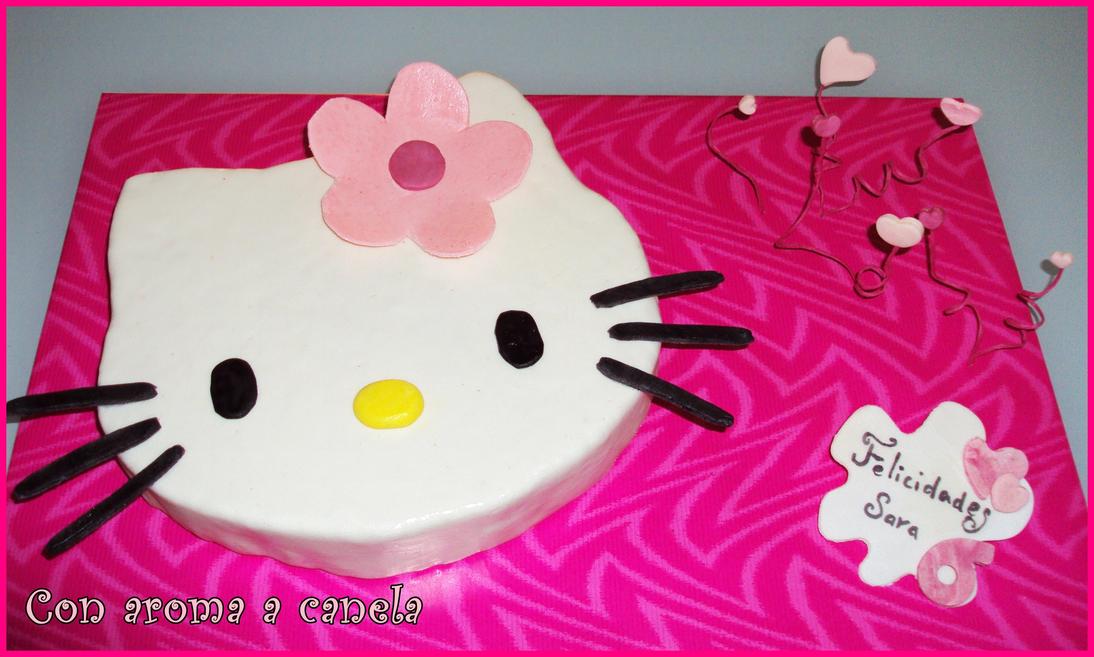 Decoracion Hello Kitty Para Cumplea?os ~ Pin Pasteles Hello Kitty Tortas De Cumpleanos Para Pelautscom on